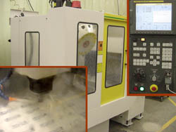 I-Beams Machining Process Photo